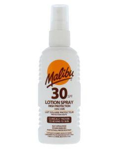 Malibu Sun Lotion Spray SPF 30 100ml