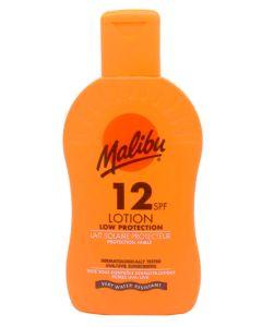 Malibu Sun Lotion SPF 12 200ml