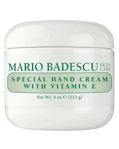 Mario Badescu Special Hand Cream With Vitamin E 113g