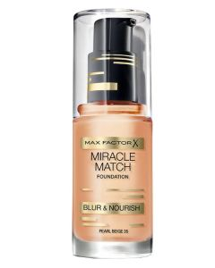 Max Factor Miracle Match Foundation Pearl Beige 35