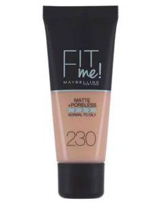 Maybelline Fit Me Matte + Poreless - 230 Natural Beige