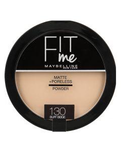 Maybelline Fit Me Matte + Poreless Powder - 130 Buff Beige