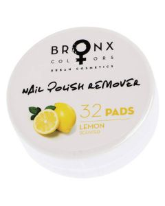 Bronx Nail Polish Remover - Lemon