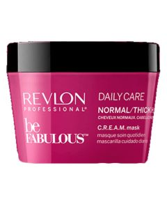 Revlon Be Fabulous Daily Care Normal/Thick Hair Mask 200 ml