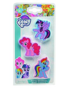 My Little Pony Bath Fizzers 3 x 15g