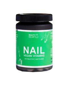 Beauty-Bear-Nail-Vegan-Vitamins-240-stk.