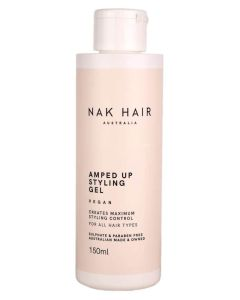 NAK Amped Up Styling Gel Vegan 150ml
