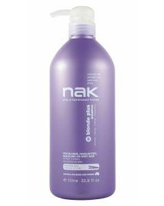 NAK Blonde Plus Shampoo 1000ml