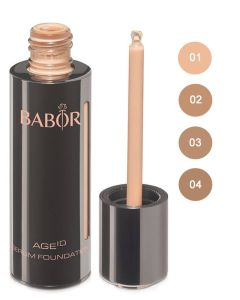 Babor Age ID Serum Foundation - 04 Sunny 30 ml