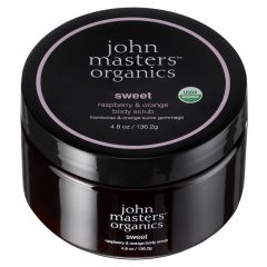 John Masters Sweet Raspberry & Orange Body Scrub 136,2g