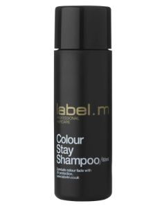 Label.m Colour Stay Shampoo - Rejse Str. 60 ml