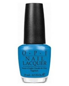 OPI Ogre The Top Blue 15ml