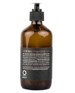 Oway Hair & Body Invigorating Wash 240ml