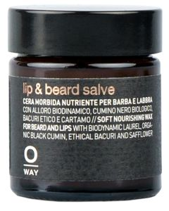 Oway Lip & Beard Salve 30ml
