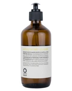 Oway Purifying Hair Bath Dry Scalps 240ml