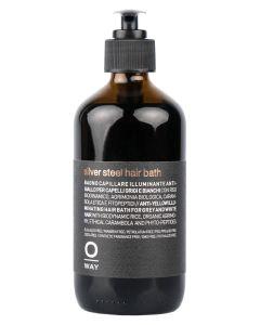 Oway Silver Steel Hair Bath 240ml