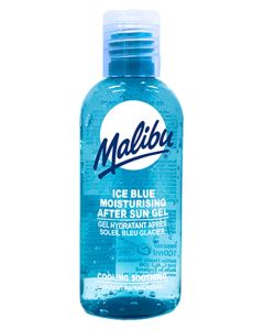 Malibu Ice Blue Moisturising After Sun Gel 100ml