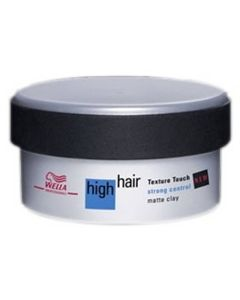 Wella High Hair Texture Touch Strong Control Matte Clay (U) 100 ml