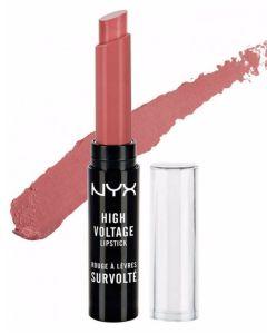 NYX High Voltage Lipstick - Flutter Kiss 05