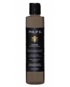 Philip B Lavender Hair & Body Shampoo (U) 220ml