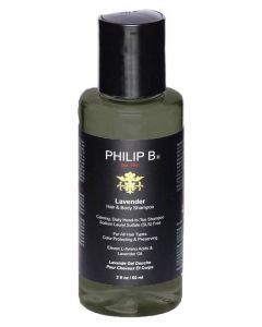 Philip B Lavender Hair & Body Shampoo 60ml