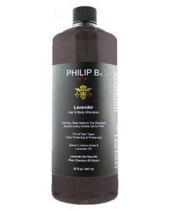 Philip B Lavender Hair & Body Shampoo 947ml