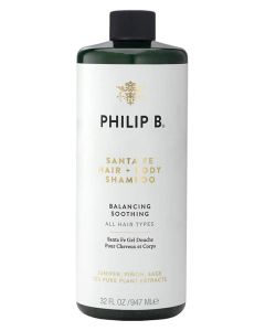 Philip B Santa Fe Hair + Body Shampoo 947ml