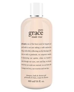 Philosophy Pure Grace Nude Rose Shower Gel 480ml
