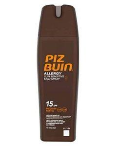 Piz Buin Allergy Sun Sensitive Skin Spray SPF 15