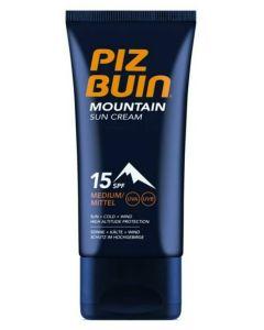 Piz Buin Mountain Sun Cream SPF 15 50ml