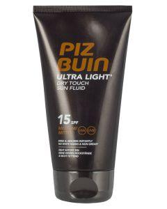 Piz Buin Ultra Light Dry Touch Sun Fluid 15 SPF 150ml