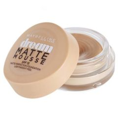 Maybelline Dream Matte Mousse - 10 Ivory 18 ml