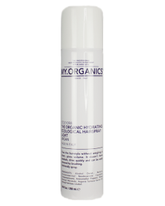 MY.ORGANICS - The Organic Hydrating Ecological Hairspray Light 250 ml