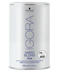 Schwarzkopf Igora Vario Blond Plus 450g