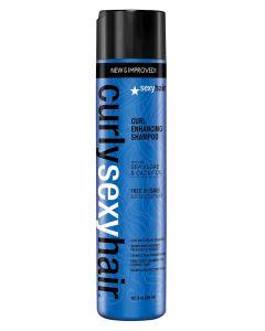 Curly Sexy Hair Curl Enhancing Shampoo (N) 300 ml