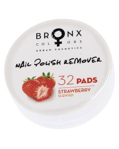 Bronx Nail Polish Remover - Strawberry