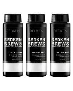 Redken Brews Color Camo - Medium Natural (N)