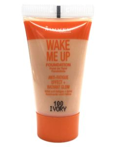 Rimmel Wake Me Up Anti-Fatigue Foundation SPF 15 100 Ivory 15ml