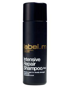 Label M. Intensive Repair shampoo - Rejse Str. 60 ml