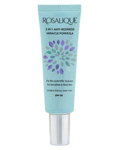 Rosalique 3-In-1 Anti-Redness SPF50 30ml