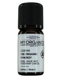 My.Organics Synergy Basil and Rosemary Cineol oil 10ml