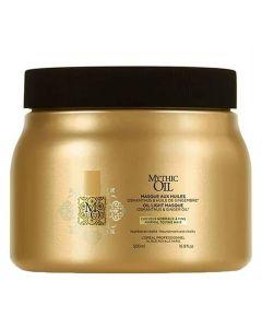 Loreal Mythic Oil Masque For Fine Hair (U) 500 ml