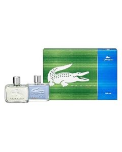 Lacoste Essential + Essential Sport For Him Giftset* 75 ml