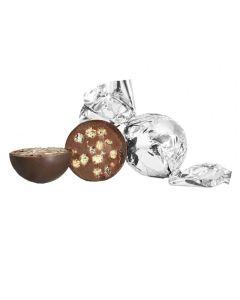 Cocoture Sølv Chokoladekugler 10g
