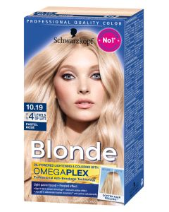Schwarzkopf Blonde 10.19 Pastel Rosé