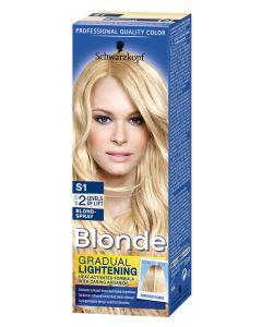 Schwarzkopf Blonde S1 Blondspray 125ml