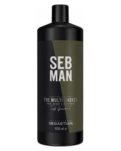 Sebastian SEB MAN The Multitasker