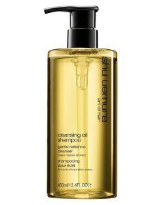 Shu Uemura Cleansing Oil Shampoo Gentle Radiance 400 ml