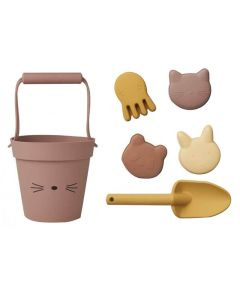 Liewood Silicone Beach Set Rose Mix