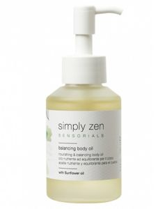 Simply Zen Sensorials Balancing Body Oil 100ml